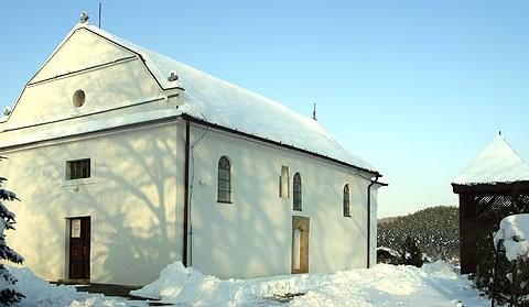 A templomról