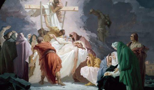 Meghívó – Mária keresztútja