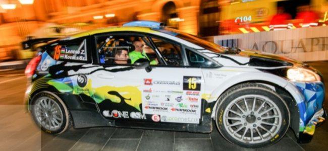 Útlezárások az Eger Rally miatt