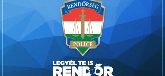 Legyél te is rendőr! (képzések)